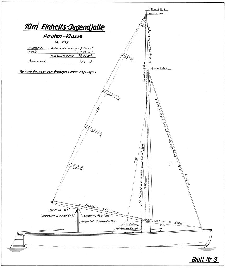 Piani gratuiti per costruire una barca