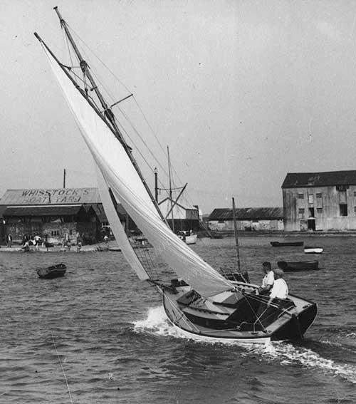 Sloop 4 ton download free boat plan