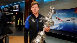 Sailing: Peter Burling named as 2017 World Sailor of the Year