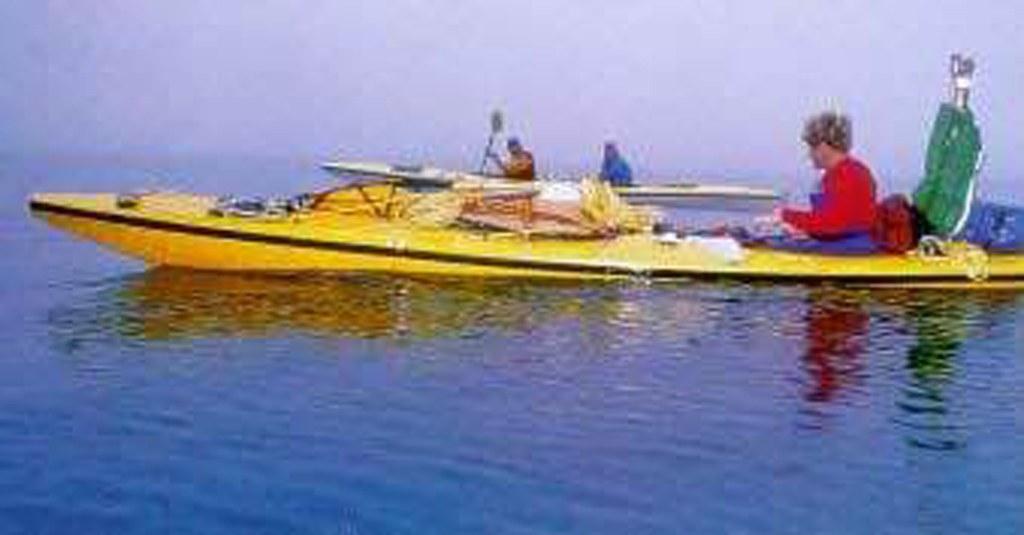 Edward Gillet Kayak