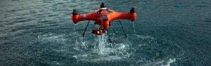 Pescare con il drone