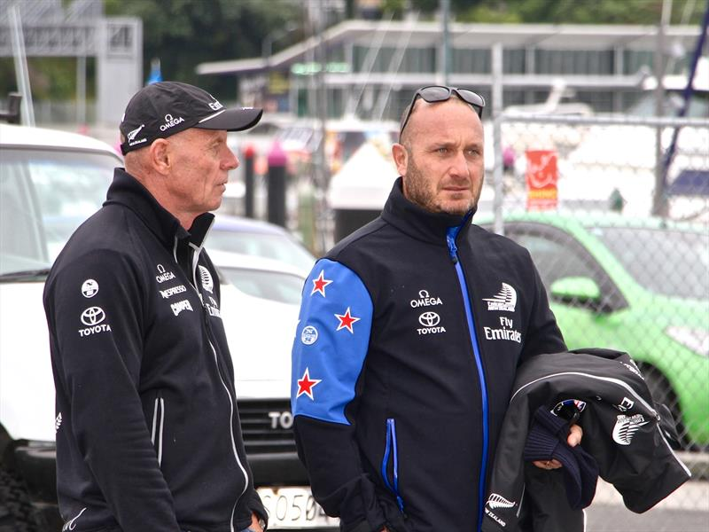 Max Sirena America's Cup Technical with Grant Dalton