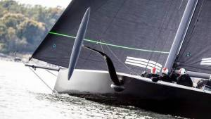 America's cup new foil