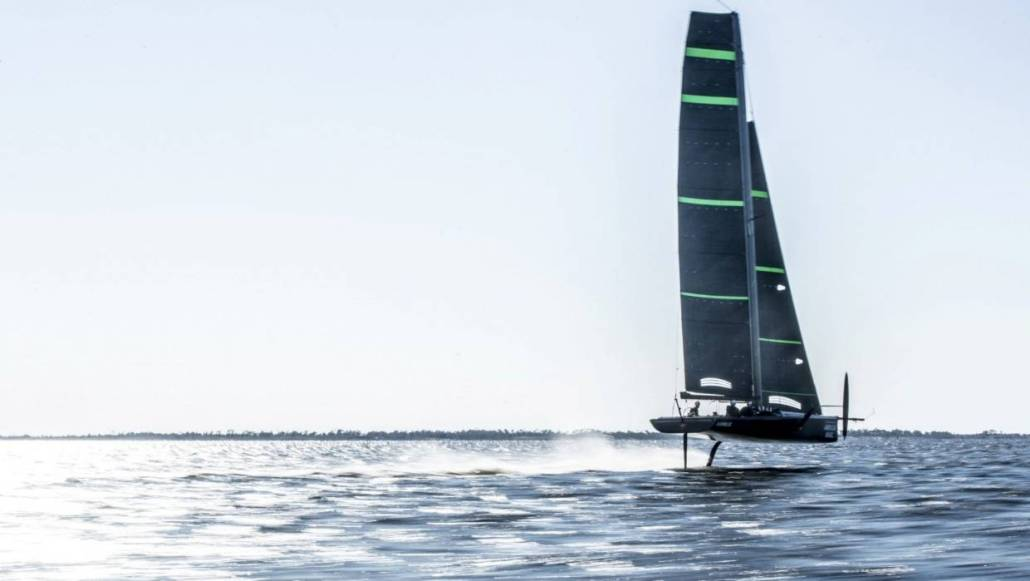 New Zealand America's cup