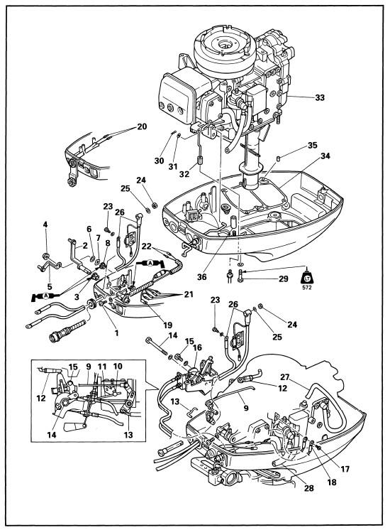 Manuali officina e servizio motori fuoribordo
