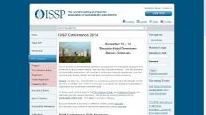 ISSP conference