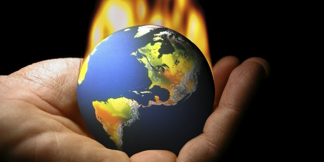 """Earth Will Be A """"Ball of Fire in 600 Years"""""""