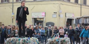 plastic food project