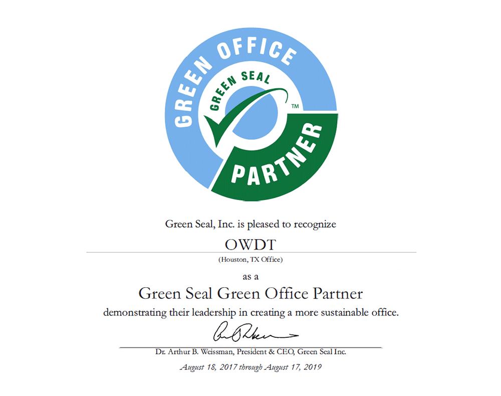 sustainable company