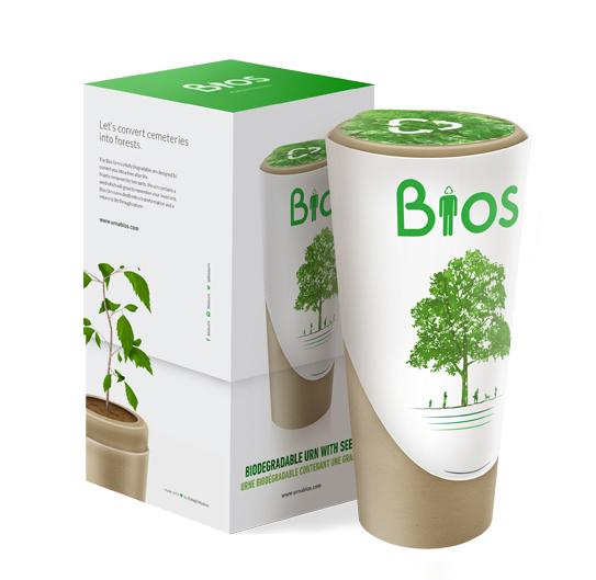 the bios urn