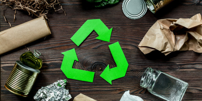The 3 R's, Recycle, Reduce, Reuse