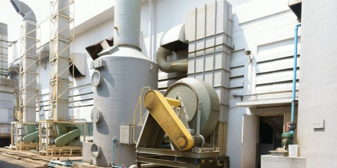 Baghouse Dust Collector to Control Air Pollution