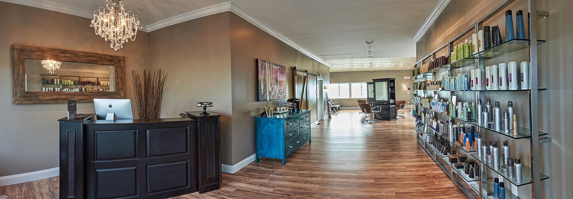 salon22 salon interior