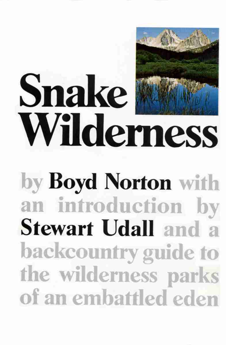 SnakeWildernessBookCover