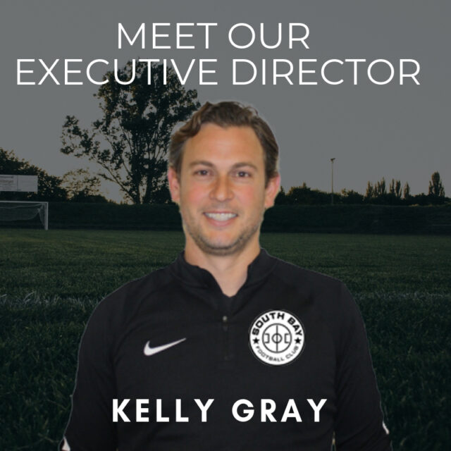 Meet our Executive Director: Kelly Gray