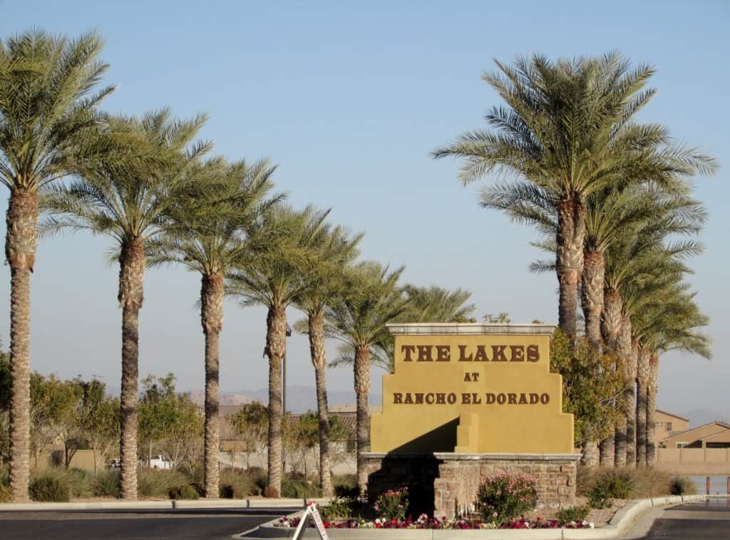 Homes for sale in the Lakes subdivision in Maricopa
