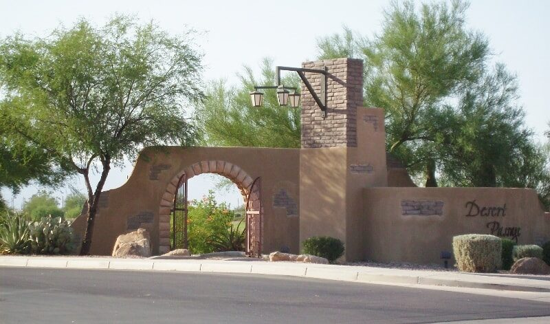 Homes for Sale in Desert Passages subdivision in Maricopa