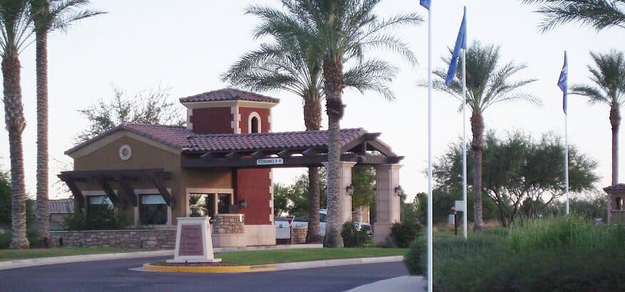 Homes for Sale in Province the 55+ subdivision in Maricopa