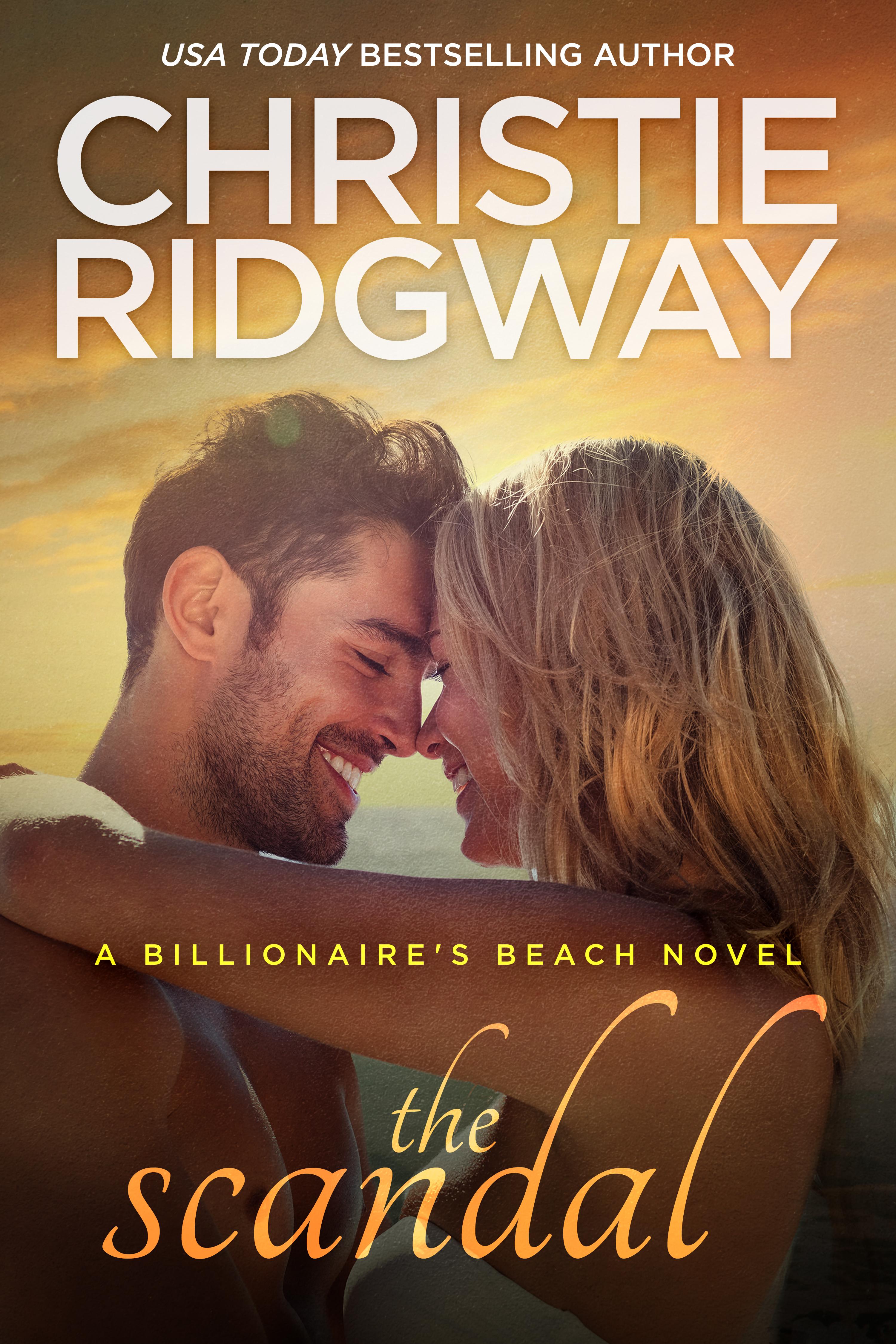 Billionaire's Beach The Scandal – Ebook