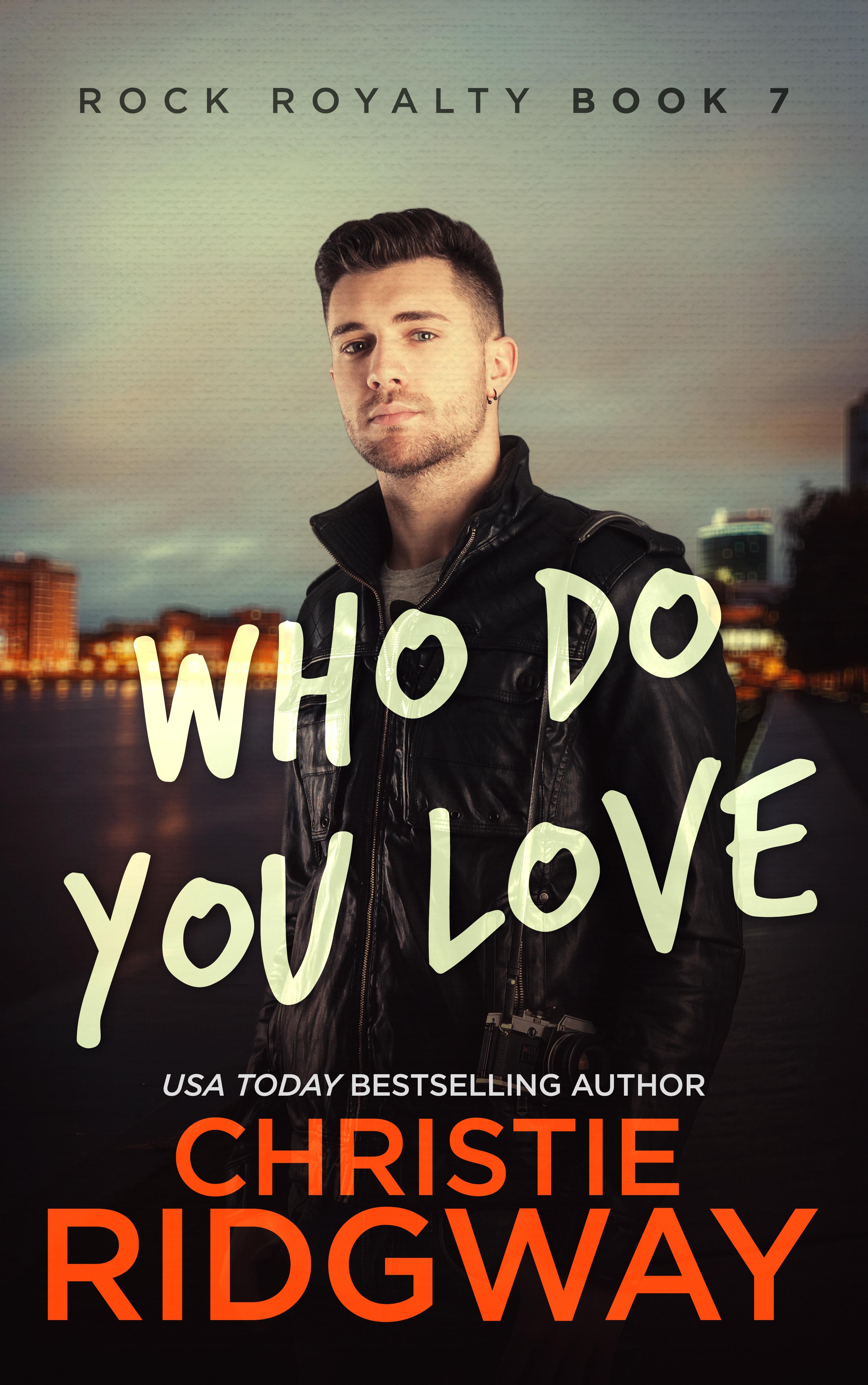 Who Do You Love – Ebook 2820 x 4500