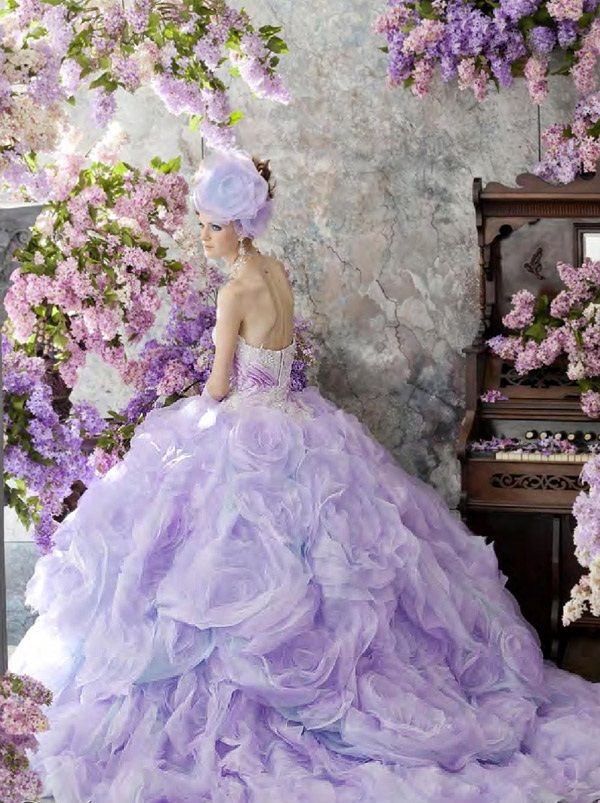 Enchanted Color Crush ~Lilac