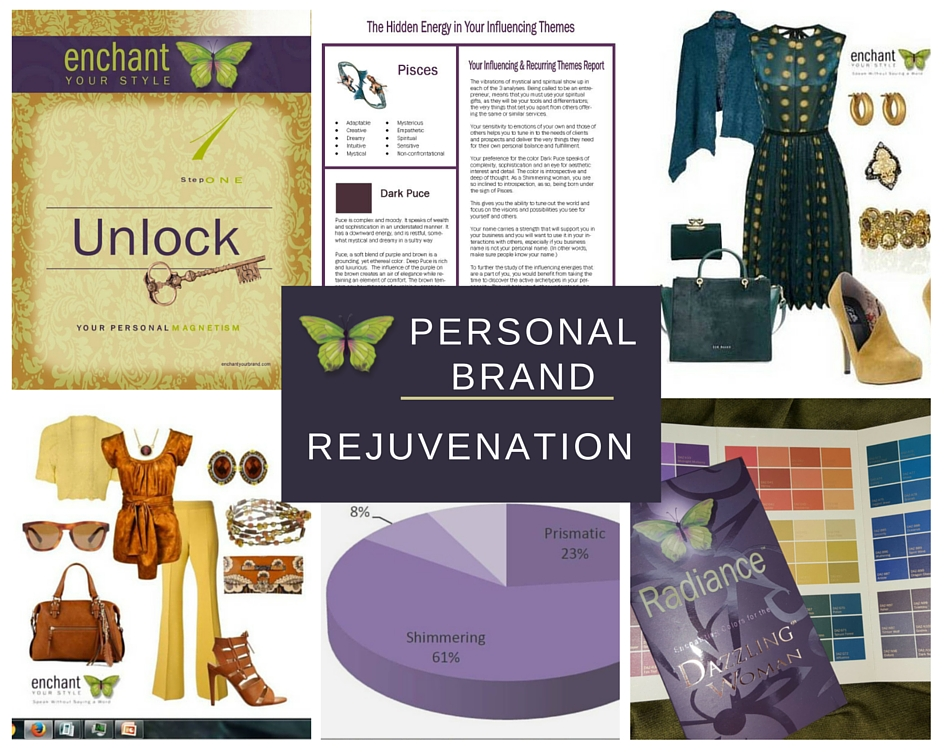 Personal Brand Makeovers