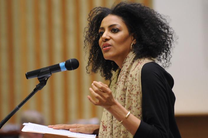 Sarah Jones, activist