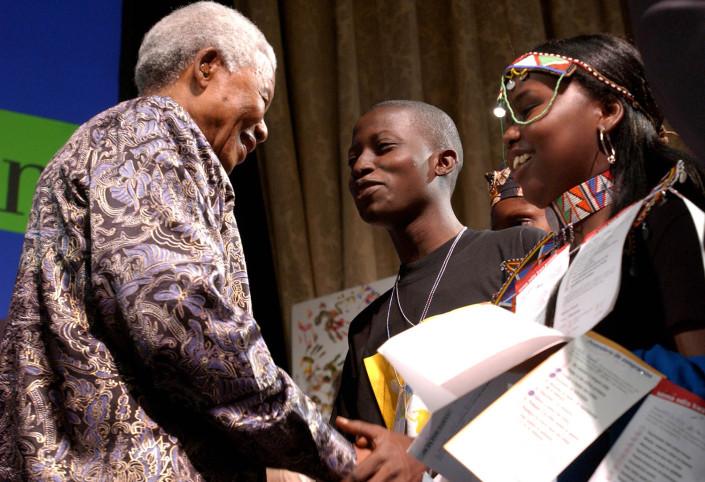 Mandela Meet and Greet