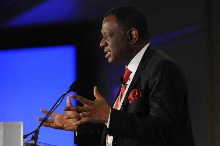 UNFPA Executive Director Babatunde Osotimehin