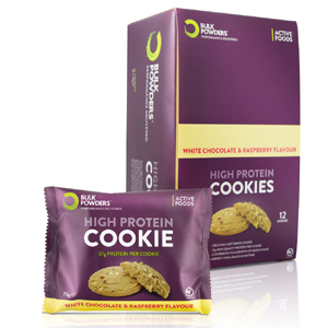 Image of Bulk Powders High Protein Cookies