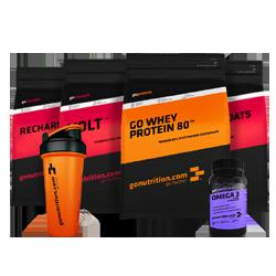 Go Nutrition Discount Code Full Bundle Set