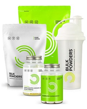 Bulk Powders discount code offers - CheckMeowt bundle