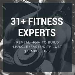 31+ Fitness Experts Reveal How To Build Muscle Fast with 3 Simple Tips - Featured Image CheckMeowt
