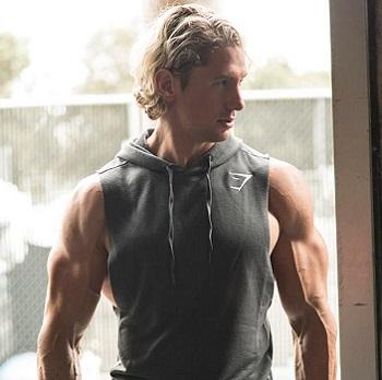 Gymshark Athlete - Shaun Stafford