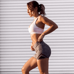 Interview with Vicky Justiz - Fitness Content Creator & Sponsored Athlete - CheckMeowt