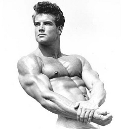 Steve Reeves Workout Review - Building the Classic Physique - CheckMeowt