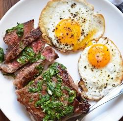 Steak and Eggs Diet - CheckMeowt