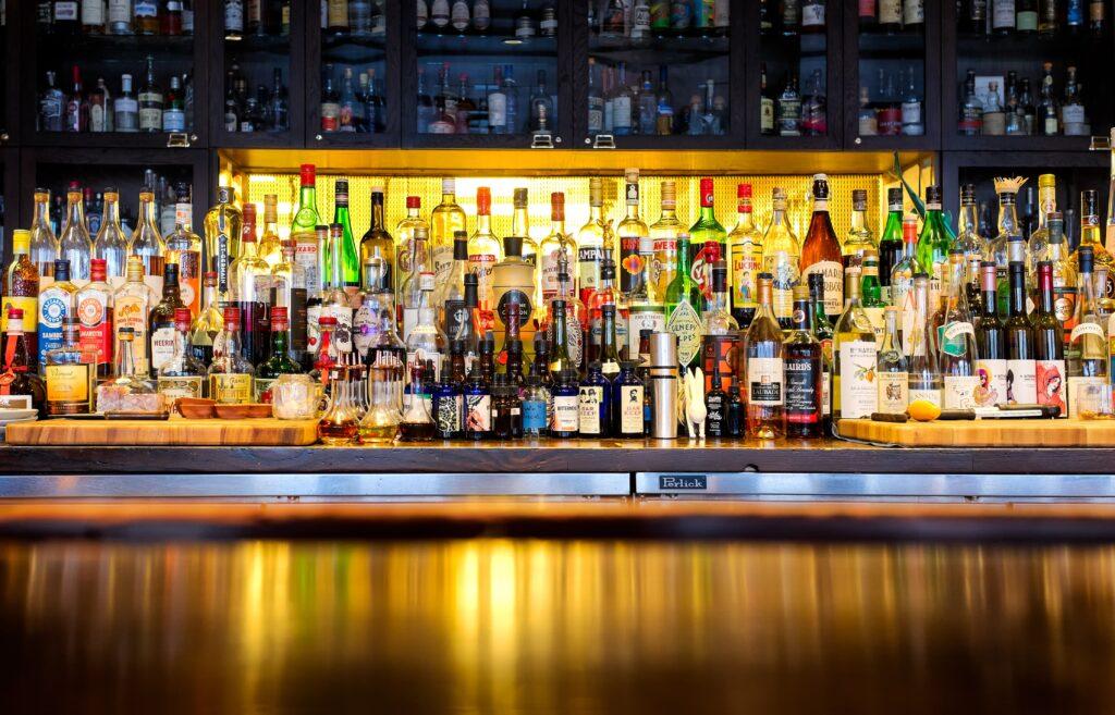 4COP quota license for alcohol
