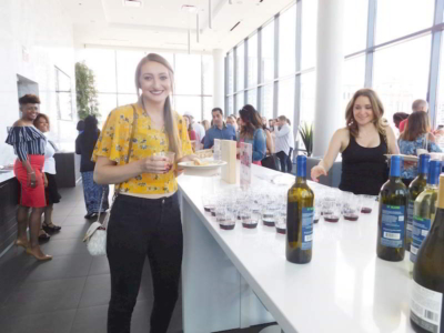 Private Rooftop Wine Tasting Crawl