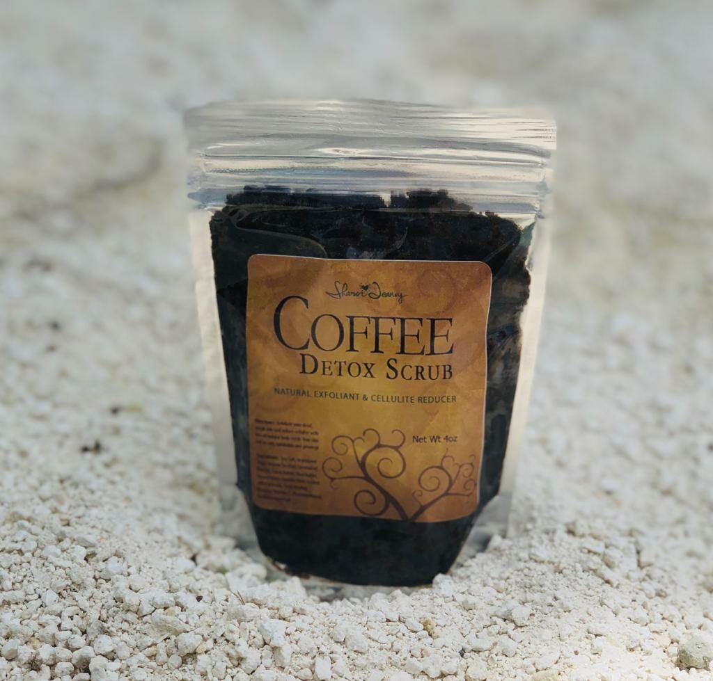 Coffee Detoc Body Scrub
