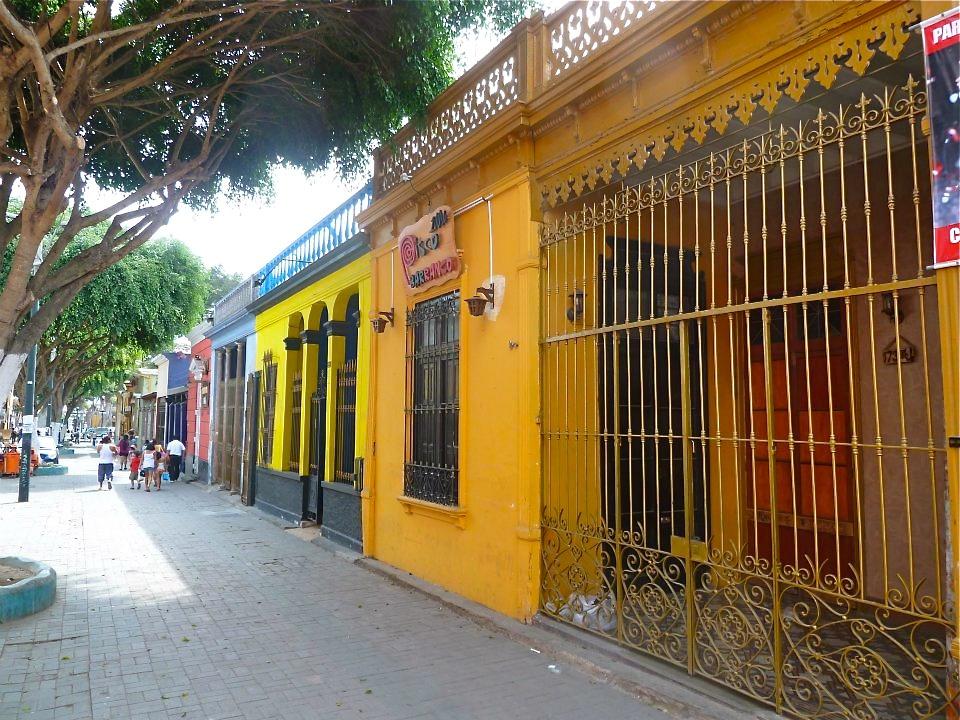 Barranco, Lima