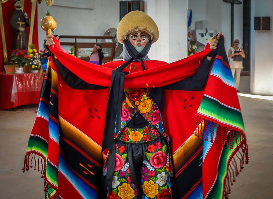 mexico-chiapa-de-corzo festa de los parachicos