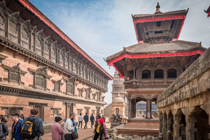 Durbar square Bhaktapur