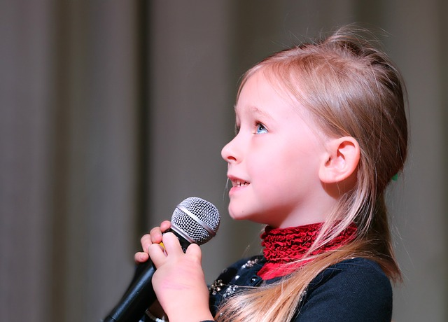 Find Your Voice – Singing Helps Kids Get Over Shyness