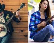 Ukelele and Banjo Lessons