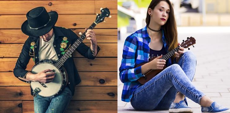 Banjo or Ukelele: Which should I Choose to Play?