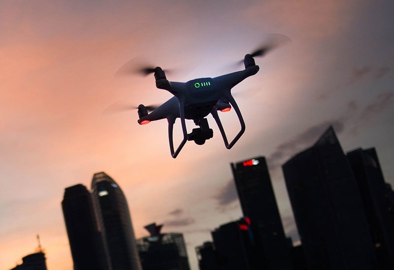 Unmanned Aerial Vehicle Services