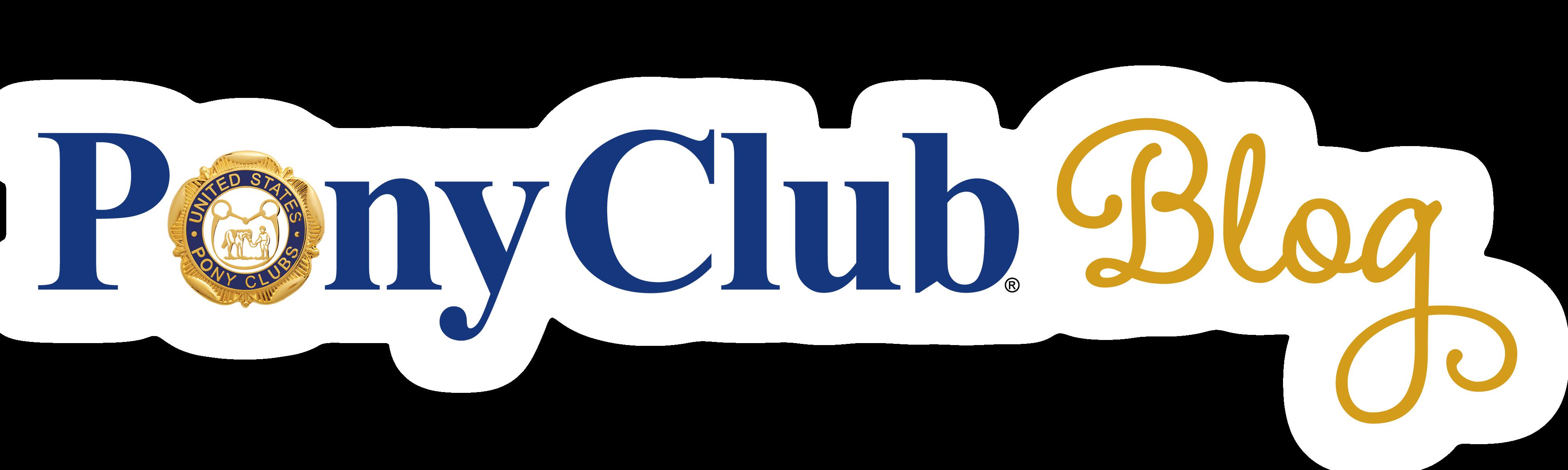 Pony Club Blog