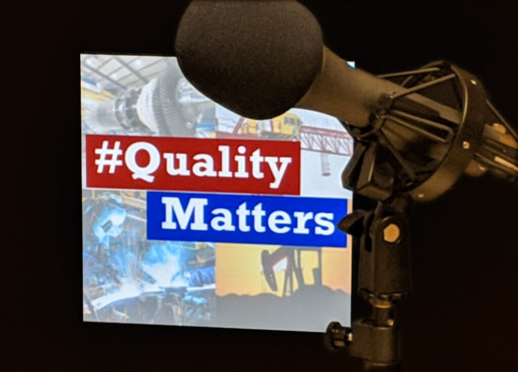 #QualityMatters Podcast Texas Quality Assurance