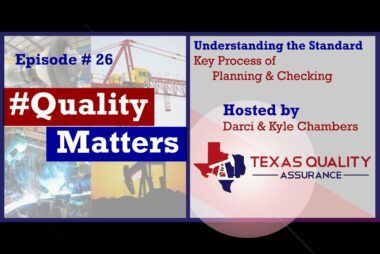 Quality Planning & Checking & Chick-fil-A